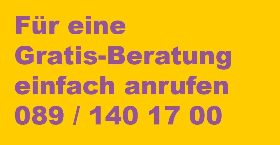 Vegane Werbeagentur in München. Ihr Anruf ist uns eine Gratis-Beratung Wert. Telefon 089 / 140 17 00